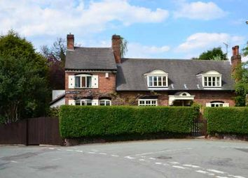 Thumbnail 3 bed detached house for sale in Berry Hedge Lane, Burton-On-Trent, Staffordshire