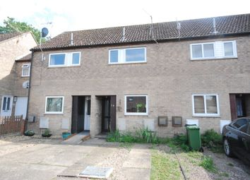 Thumbnail 2 bed terraced house to rent in Pike Lane, Thetford, Norfolk