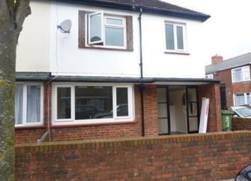 Thumbnail 3 bed end terrace house to rent in Bath Road, Southsea