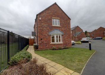 Thumbnail 3 bed detached house for sale in Waterside Close, Sandiacre, Nottingham