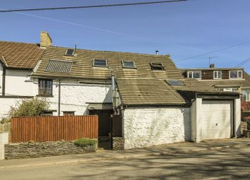 Thumbnail 2 bed barn conversion for sale in Tregwilym Road, Rogerstone, Newport