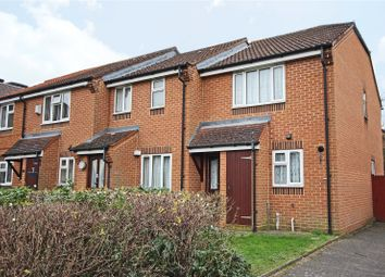 Thumbnail 2 bed end terrace house to rent in Annett Road, Walton-On-Thames, Surrey