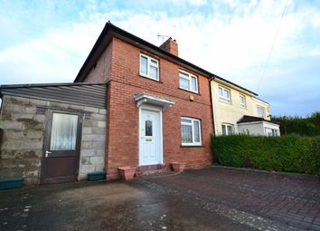 Thumbnail 4 bed flat to rent in Trowbridge Road, Southmead, Bristol