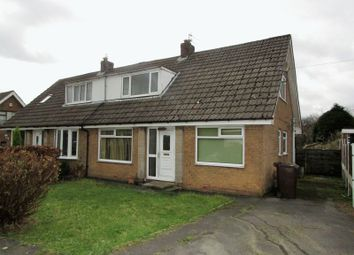 Thumbnail 3 bed semi-detached bungalow for sale in Humber Drive, Bury