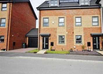 Thumbnail 3 bed town house for sale in Oak Dene Way, Waverley, Rotherham