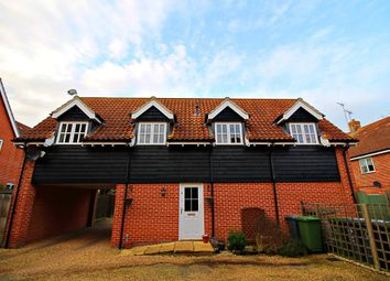 Thumbnail 3 bedroom detached house for sale in Robert Norgate Close, Horstead, Norwich