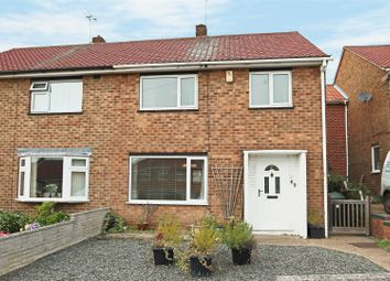 Thumbnail 3 bed semi-detached house for sale in Wordsworth Road, Daybrook, Nottingham