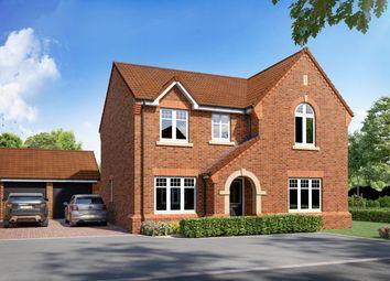 """Thumbnail 4 bedroom detached house for sale in """"Plot 302 - The Salcombe V1"""" at Lovesey Avenue, Hucknall, Nottingham"""