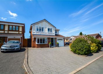 Thumbnail 4 bed detached house for sale in Sudeley, Dosthill, Tamworth, Staffordshire