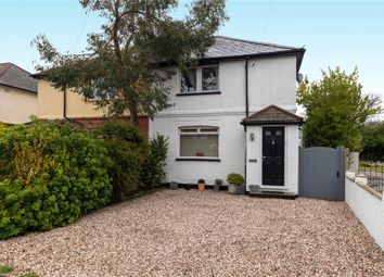 Thumbnail 3 bed semi-detached house to rent in Mytchett Road, Mytchett, Camberley, Surrey