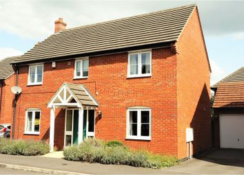Thumbnail 4 bed detached house for sale in Garood Close, Newark