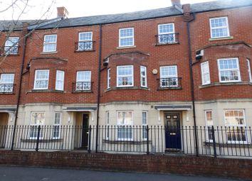 Thumbnail 3 bedroom terraced house for sale in Queen Elizabeth Drive, Swindon