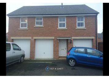 Thumbnail 2 bed detached house to rent in Horsley Close, Swindon