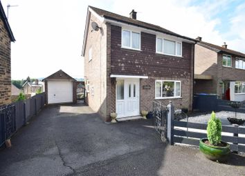 Thumbnail 3 bed detached house for sale in Chesterfield Road, Two Dales, Matlock