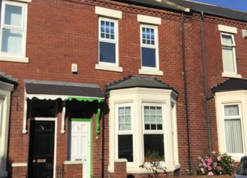Thumbnail 2 bed terraced house for sale in Warwick Road, South Shields