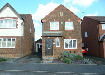 Thumbnail 4 bed detached house for sale in Wellsbourne Road, Stone Cross, Pevensey