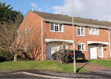 Thumbnail 3 bed semi-detached house for sale in Malvern Road, Farnborough