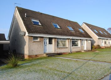 Thumbnail 2 bed semi-detached house for sale in Branchalfield Drive, Motherwell