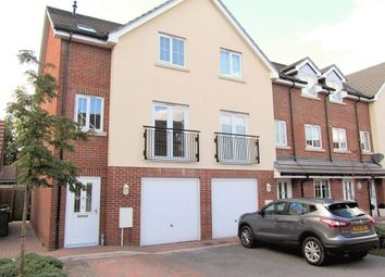 Thumbnail 4 bedroom town house to rent in Watson Court, Hedge End, Southampton