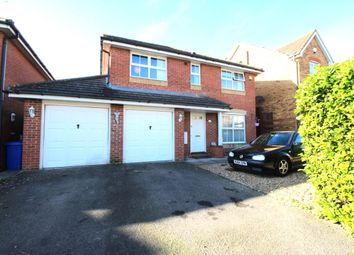 Thumbnail 4 bed detached house for sale in Recreation Way, Kemsley, Sittingbourne