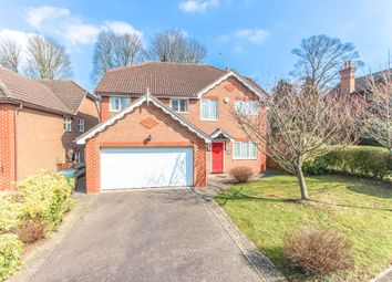 Thumbnail 5 bed detached house to rent in Saxton Mews, Dellfield Close, Watford