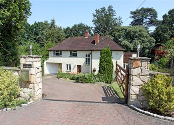Thumbnail 4 bed detached house for sale in Pelling Hill, Old Windsor, Berkshire