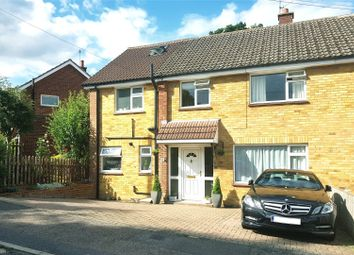 Thumbnail 4 bed semi-detached house for sale in Quincewood Gardens, Tonbridge
