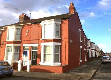 Thumbnail 3 bed terraced house for sale in Dundonald Road, Aigburth, Liverpool