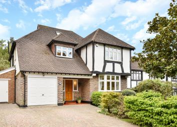 Thumbnail 5 bed detached house for sale in The Knoll, Beckenham