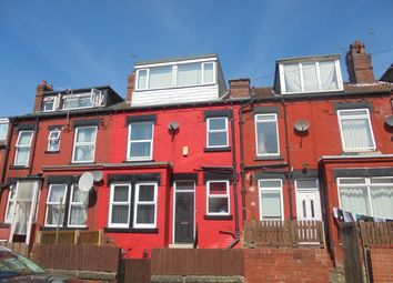 Thumbnail 2 bed terraced house to rent in Clifton Mount, Harehills, Leeds