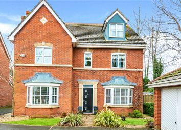 Thumbnail 5 bed detached house for sale in Clough Avenue, Burscough, Ormskirk