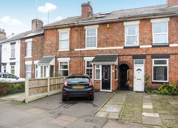 Thumbnail 3 bedroom terraced house for sale in Great Northern Road, Derby