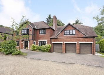 Thumbnail 5 bed detached house to rent in Penncarrow House, Ledborough Gate, Beaconsfield, Buckinghamshire