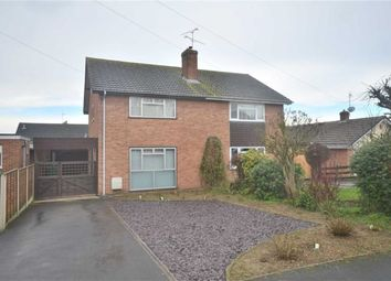 Thumbnail 3 bed semi-detached house for sale in Stirling Way, Tuffley, Gloucester