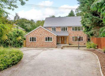Thumbnail 5 bed detached house for sale in Belmont, Woodspeen, Newbury, Berkshire