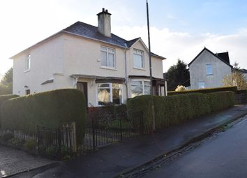 Thumbnail 3 bedroom semi-detached house for sale in Trinley Road, Knightswood, Glasgow