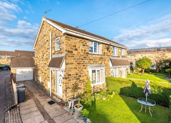 Thumbnail 3 bed semi-detached house for sale in Lea Mill Park Drive, Yeadon, Leeds