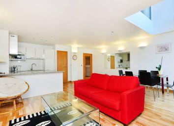 Thumbnail 2 bed flat to rent in Saffron Hill, Farringdon
