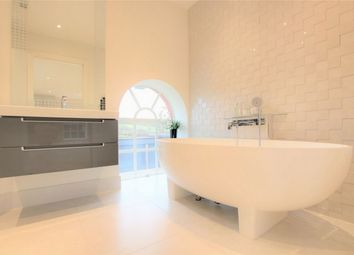 Thumbnail 3 bed flat for sale in Antlia Court, The Pump House, Hadley Road, Enfield