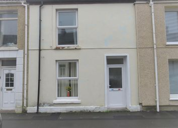 Thumbnail 2 bedroom terraced house to rent in Dillwyn Street, Llanelli