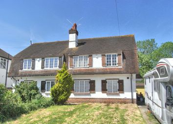 Thumbnail 4 bed semi-detached house for sale in Monks Green, Fetcham, Leatherhead