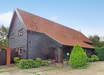 Thumbnail 5 bed barn conversion for sale in Holton, Halesworth