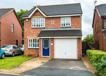 Thumbnail 4 bed detached house for sale in Abbey Fold, Burscough, Ormskirk