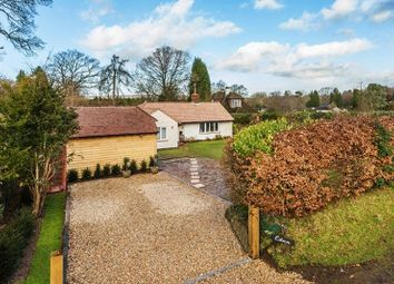 Thumbnail 3 bed detached house for sale in Plaws Hill, Peaslake, Guildford
