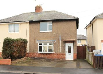 Thumbnail 3 bed semi-detached house for sale in Park Drive, Blyth, Northumberland