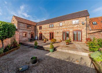 Thumbnail 5 bed detached house for sale in Wall Close Farm, Allerton Park, Knaresborough