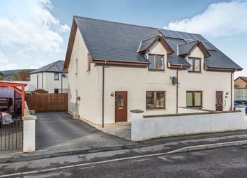 Thumbnail 3 bed semi-detached house for sale in Kendal Crescent, Alness
