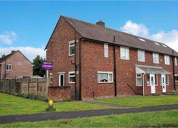 Thumbnail 4 bedroom semi-detached house for sale in Dodney Drive, Preston