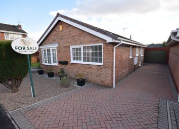 Thumbnail 3 bed detached bungalow for sale in Haven Court, Pontefract