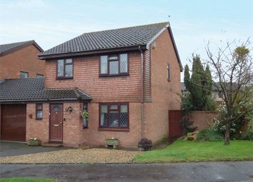Thumbnail 5 bed link-detached house for sale in Kempton Avenue, Hereford